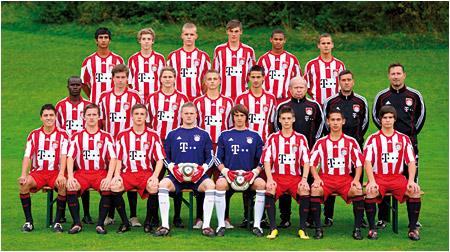 Bayern München Jugend
